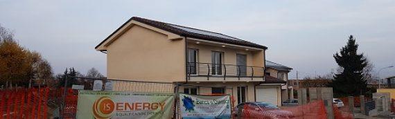 Edificio in Legno Verzuolo, provincia di Cuneo – Dall'idea alla realtà per una CASA GAS FREE