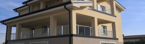Realizzazione di Edificio in Legno, GAS FREE a Moretta (CN)