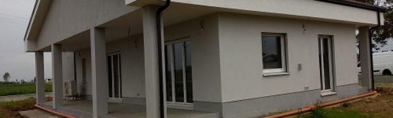 Edificio in Legno, in provincia di Cuneo, a Cherasco – Dall'idea alla realtà per una CASA GAS FREE
