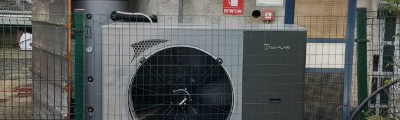 Installazione Pompa di Calore TEMPLARI a San Secondo di Pinerolo (TO)