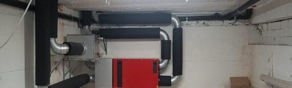 Riqualificazione energetica completa a Pinasca (TO) – da GASOLIO A GAS FREE